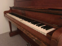 Complete beginner Piano and Violin lessons