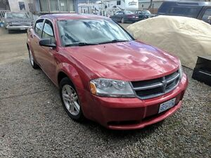 2008 Dodge Avenger with tint very clean car