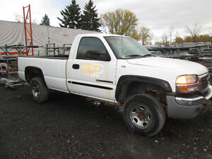 2003 GMC Other SLE Pickup Truck