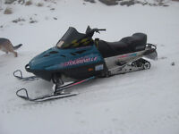 1995 skidoo touring le