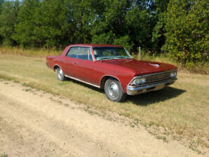 1966 Chevrolet - NEW ENGINE *Reduced*