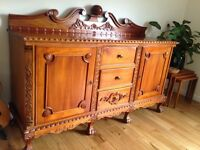 Stunning 1920's Sideboard unit