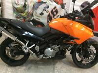 Kawasaki KLV 1000a1h, WE BUY BIKES UPTO 15 YEARS OLD FINANCE CLEARED