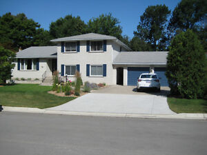 Executive home in Kincardine