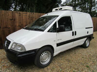 Citroen Dispatch,refridgerated van...fridge van...excellent condition...!!!.