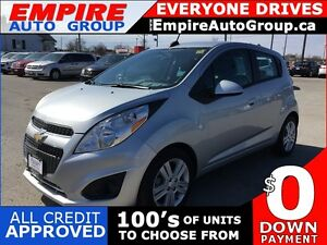 2015 CHEVROLET SPARK 1LT * POWER GROUP * BLUETOOTH * LOW KM