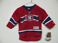 MONTREAL CANADIENS CAREY PRICE YOUTH / TODDLER 2-4T NEW/TAGS