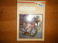 Honda 250-360cc Twins 1974-1977 Service Manual CB360 CB250