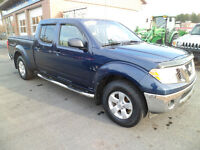 2011 Nissan Frontier SV 4X4 City of Halifax Halifax Preview
