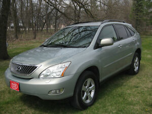 2009 Lexus RX 350 AWD  2 Owners SUV, Crossover