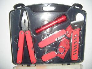 6 Piece Multi-Purpose Tool Set
