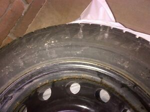 215/60R16 winter tires Kitchener / Waterloo Kitchener Area image 4
