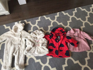 Baby/toddler winter items (selling as a batch)