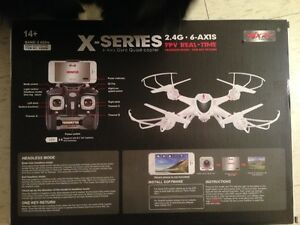 MJX X400W FPV RC Quadcopter Drone with Camera, headless mode