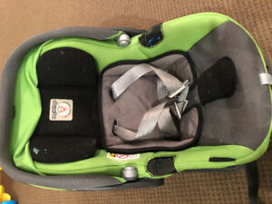 Used Peg Perego Baby carseat
