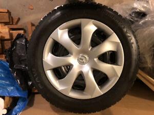 Pneus d'hiver Uniroyal Winter Tires 205/60R16