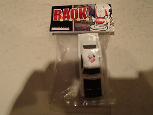 R.A.O.K. Limited Edition 1969 Dodge Charger by Hot Wheels 1/64
