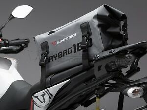 SW Motech Bags Connection Drybag 180 Waterproof Tailbag Triumph Tiger 800