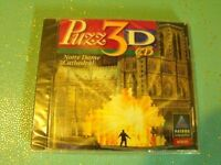 NEW NOTRE DAME CATHEDRAL PUZZ 3D PUZZLE for PC