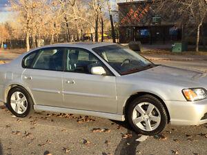 2004 Subaru Legacy GT Sedan AWD