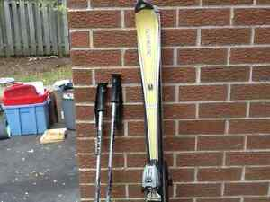 Skis, Poles & Boots!