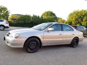 2002 ACURA 3.2 TL LEATHER ROOF XENONS COLD A/C HEATED SEATS