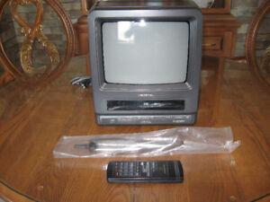 tv. avec casette intégré