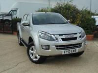 2013 Isuzu D max Yukon Double Cab 4x4 Auto 4 door Panel Van