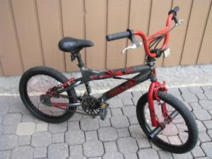 SPIDERMAN BMX Boys Bike - 18 Inch wheels