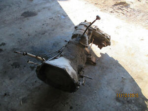 ford C6 transmission with t-case