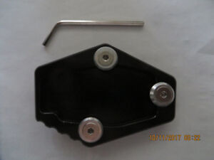 Ducati Kickstand Side Stand Enlarger