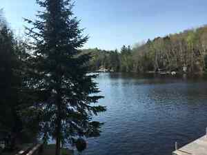Lac des trois montagnes
