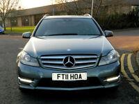 2011 Mercedes-Benz C 2.1 C250 CDI BlueEF Sport Edition 125 7G-Tronic 5dr Estate