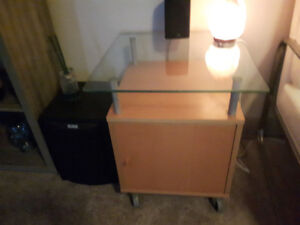 IKEA night table stand End