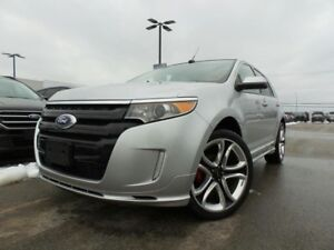 2013 Ford Edge *CPO* SPORT 3.7L 6CYL 1.9% APR FREE WARRANTY