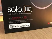 Beats by Dr Dre Headphones Solo HD