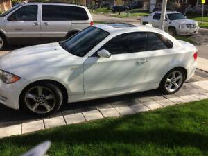 2009 BMW 1-Series Coupe (2 door)