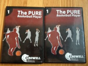 Pure Basketball Player DVD, Crowell Ball NBC Camps Training