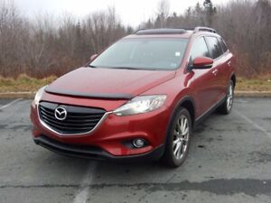 2015 Mazda CX-9 GT LOADED! 7 PASSENGER