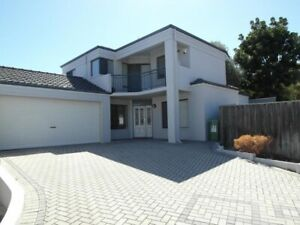 3 bedroom 2 bathroom townhouse South Perth