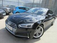 2016 Audi A5 2.0 TDI S Line Coupe S Tronic 2dr (start/stop)