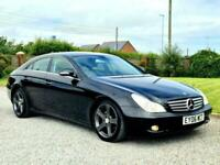 2006 06 MERCEDES CLS 320 CDI AUTO - LOW MILEAGE - VERY CLEAN EXAMPLE - MUST SEE