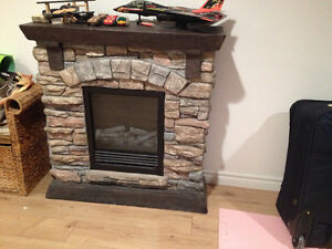 Fireplace- Electric