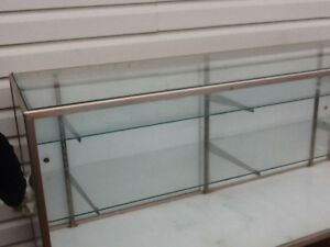 Glass Dispaly Cabinet  REDUCED