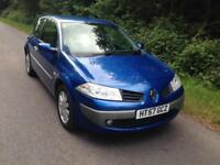 RENAULT MEGANE 1.6 VVT DYNAMIQUE 3 DOOR ALLOYS ELECTRICS