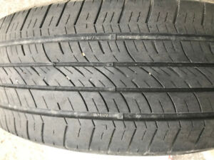 4 Seasonal Van Tires for 16 inch rims, 225/65/R16