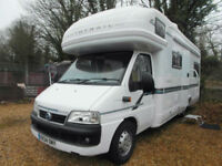 Autotrail Scout SE - 2004 - 4 Travel Seats - 6 Berth - Awning