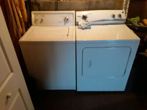 I have a washer and dryer for sale they are 5 years old