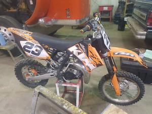 2007 ktm 105 sx