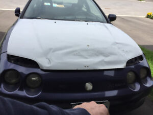 1998 Acura Integra 2 Door Auto Parting out